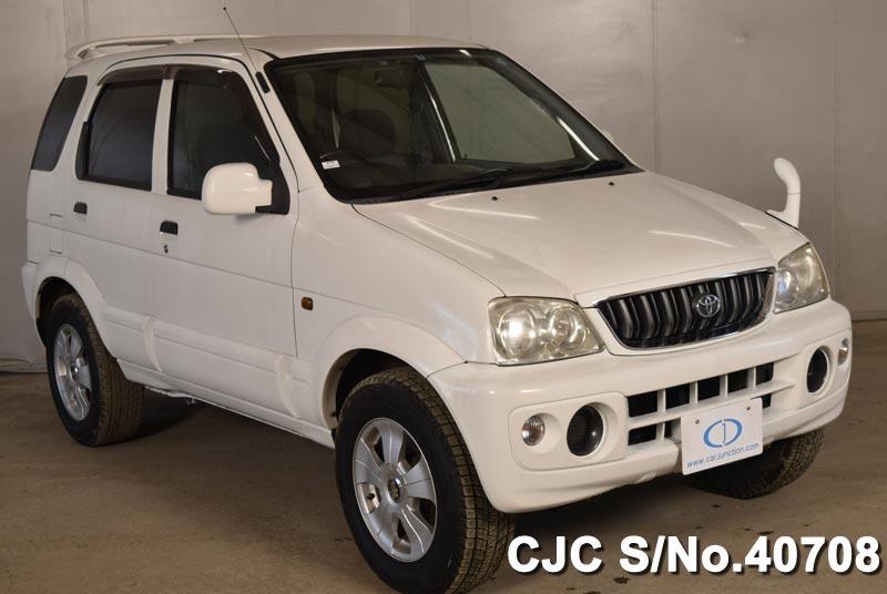 Toyota / Cami 2001 1.3 Petrol