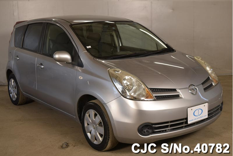 Nissan / Note 2007 1.5 Petrol
