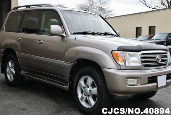 2005 left hand toyota land cruiser gray for sale stock no 40894 left hand used cars exporter. Black Bedroom Furniture Sets. Home Design Ideas