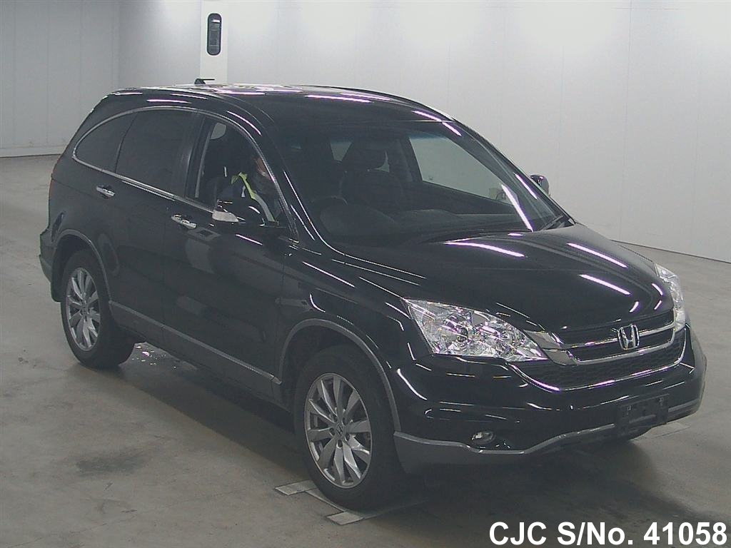 2009 honda crv stock no 41058