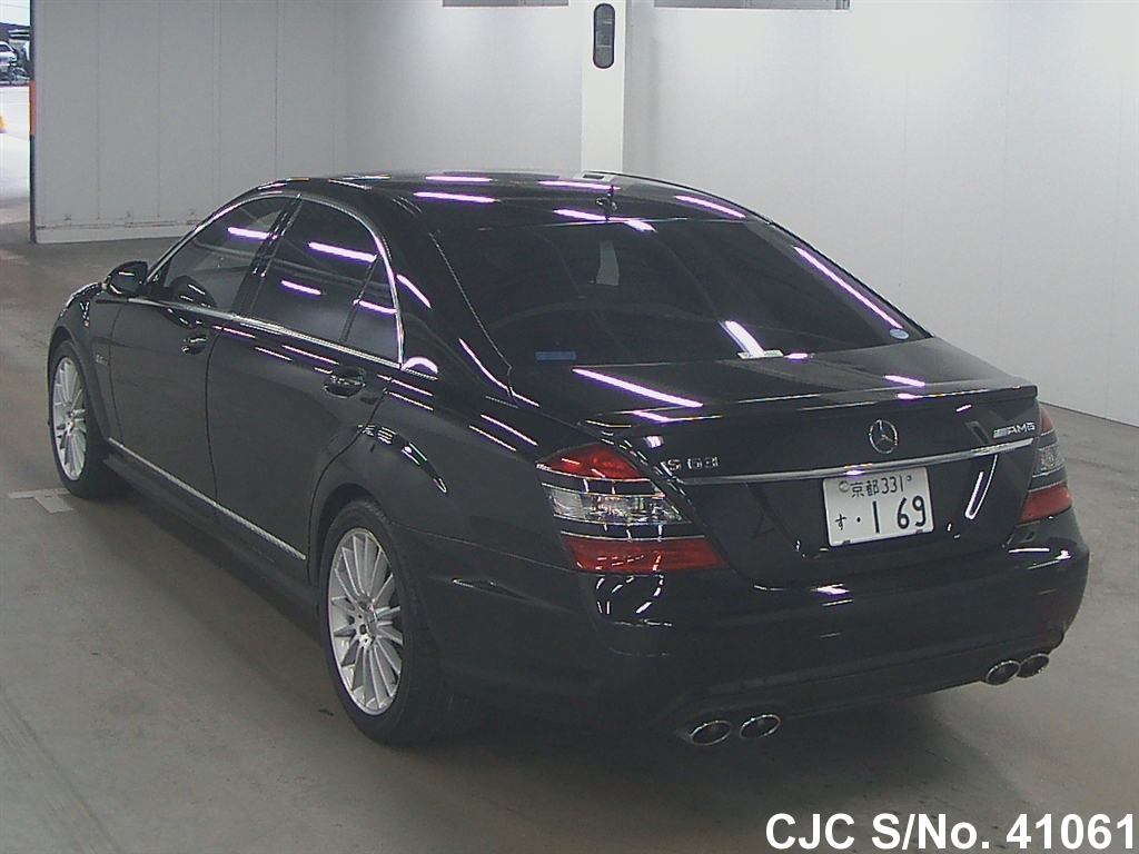 2006 Mercedes Benz S Class Black for sale | Stock No ...