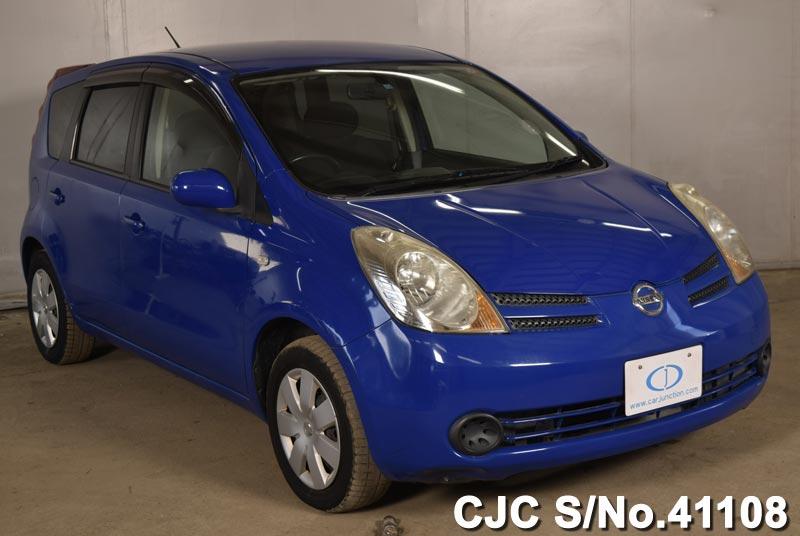 Nissan / Note 2006 1.5 Petrol