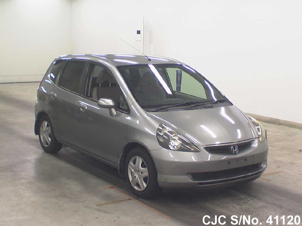 Honda Fit Japanese Used Cars For Sale