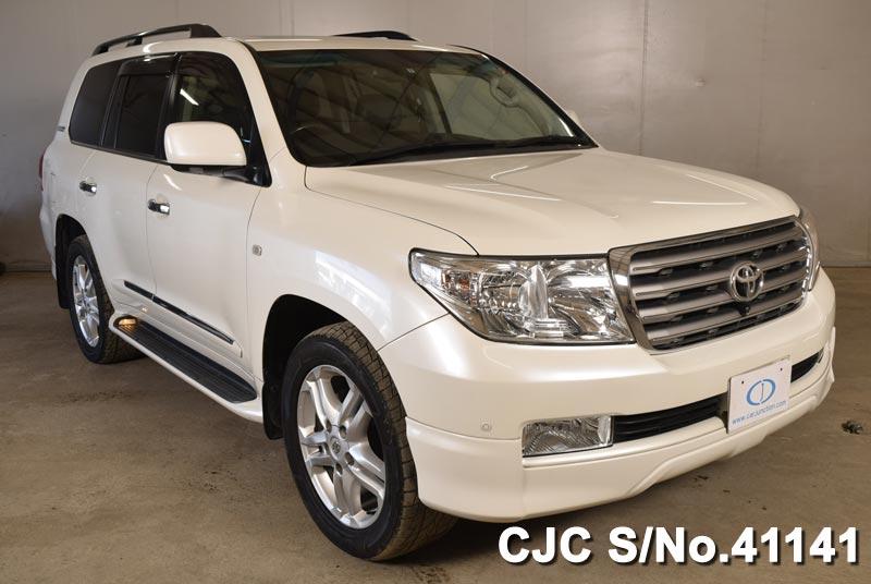 Toyota / Land Cruiser 2011 4.6 Petrol
