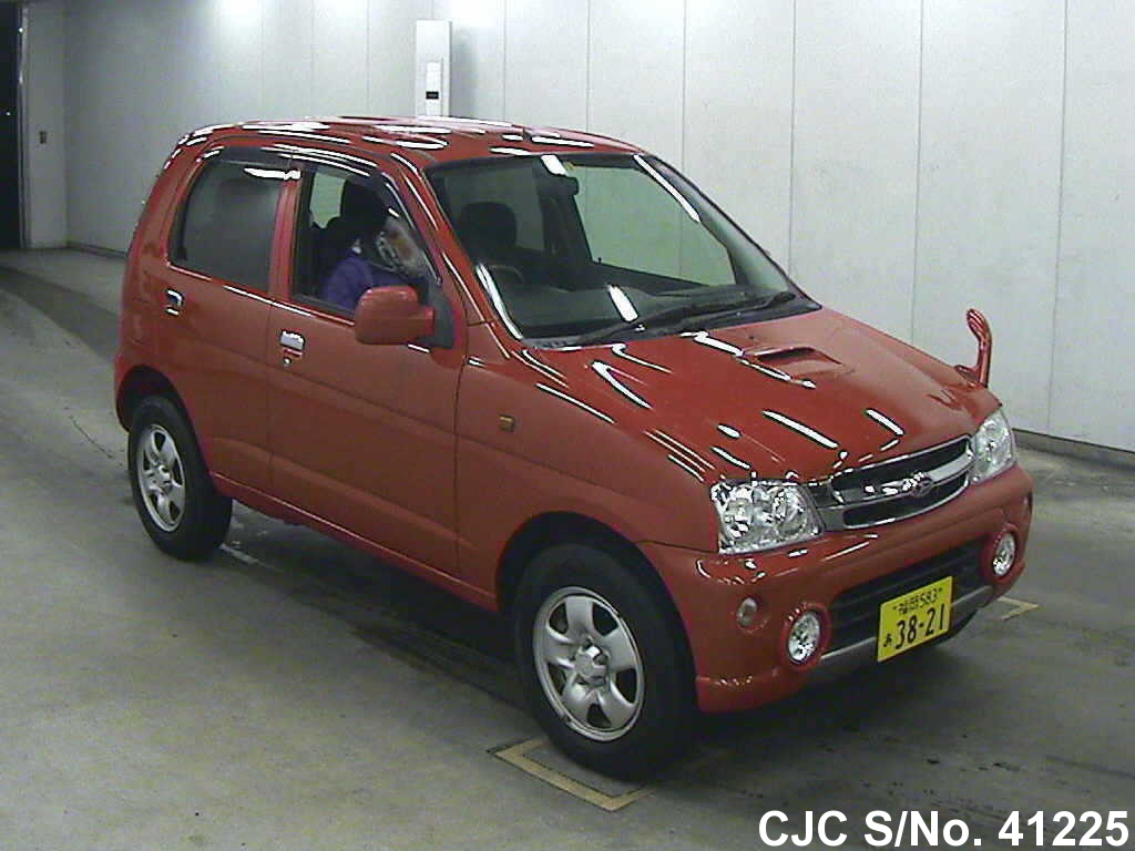 2008 daihatsu terios kid red for sale stock no 41225 japanese used cars exporter. Black Bedroom Furniture Sets. Home Design Ideas