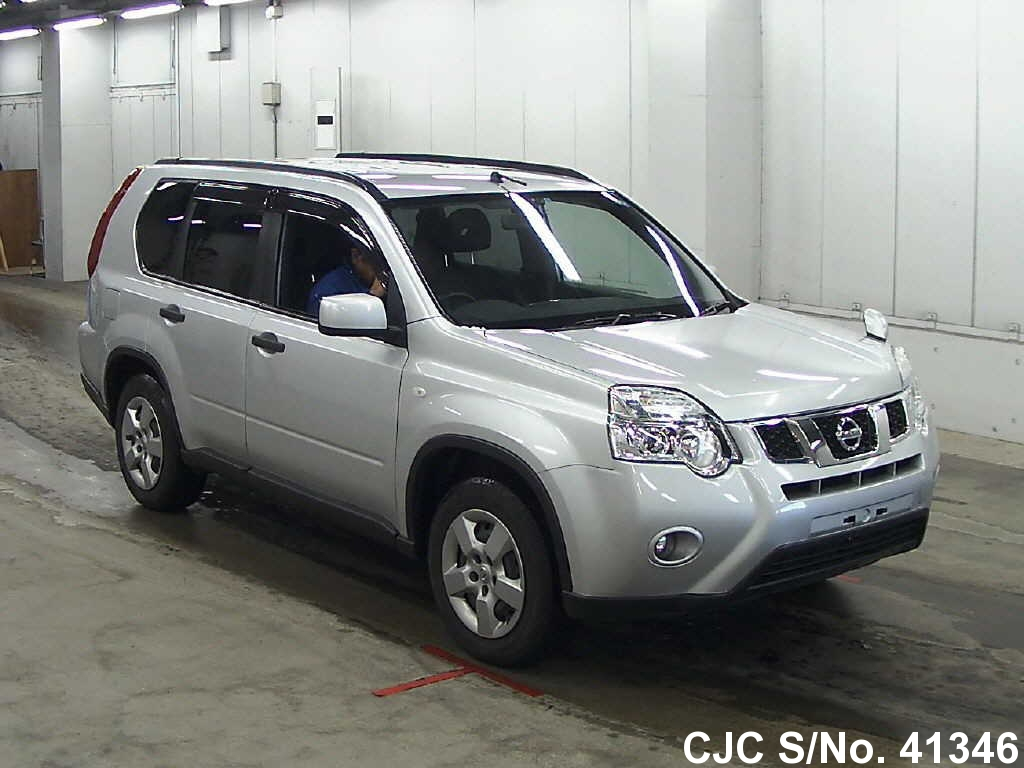 2010 nissan x trail silver for sale stock no 41346. Black Bedroom Furniture Sets. Home Design Ideas