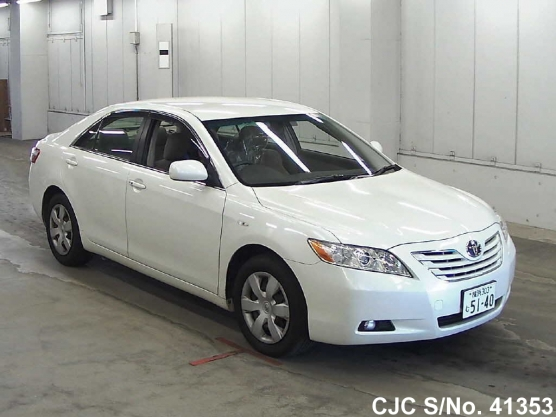 2006 toyota camry pearl for sale stock no 41353. Black Bedroom Furniture Sets. Home Design Ideas