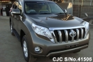 2015 Toyota / Land Cruiser Prado Stock No. 41506