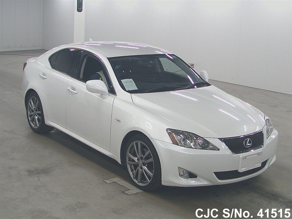 for awd sold sale youtube pearl lexus white watch is