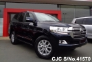 2015 Toyota / Land Cruiser Stock No. 41570