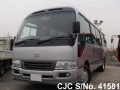 2015 Toyota / Coaster Stock No. 41581