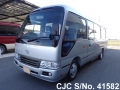 2015 Toyota / Coaster Stock No. 41582