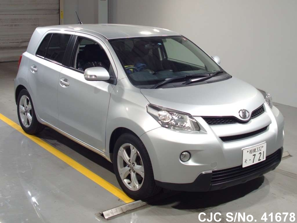 2007 Toyota IST Silver for sale | Stock No. 41678 ...