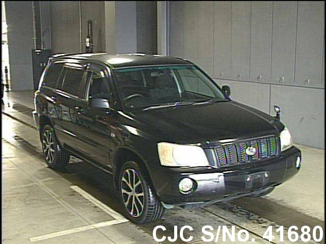 Toyota / Kluger 2002 2.4 Petrol