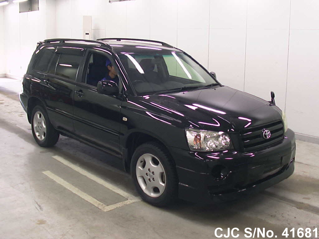 Toyota / Kluger 2007 2.4 Petrol