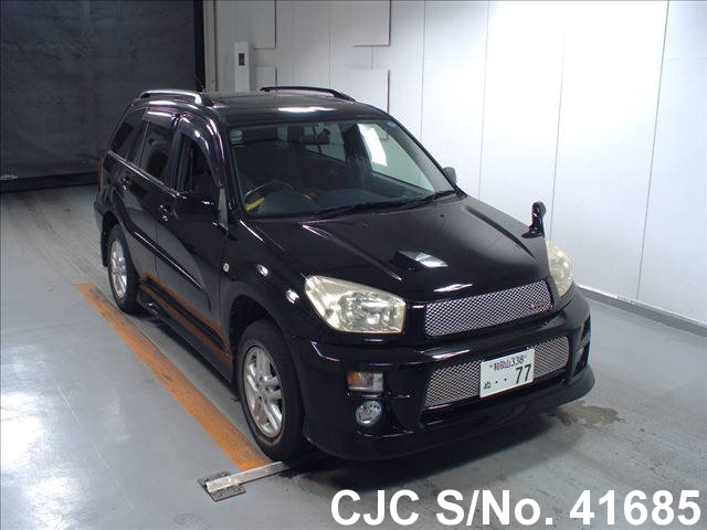 Toyota / Rav4 2003 2.0 Petrol