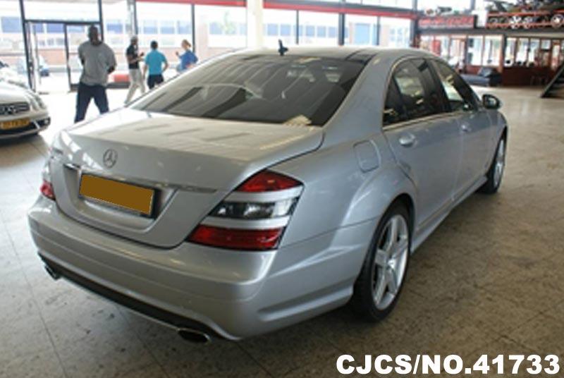 2005 left hand mercedes benz s class silver metallic for for Mercedes benz s class 2005 for sale