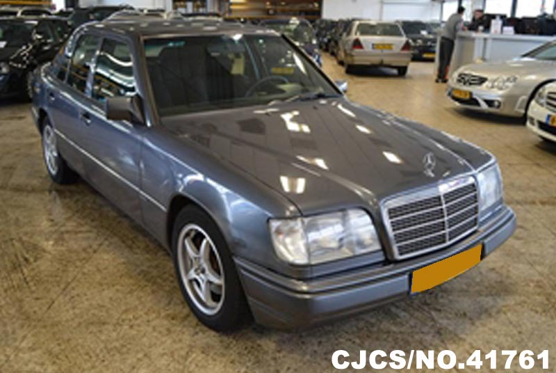 1995 left hand mercedes benz e class gray metallic for for Mercedes benz e class 1995