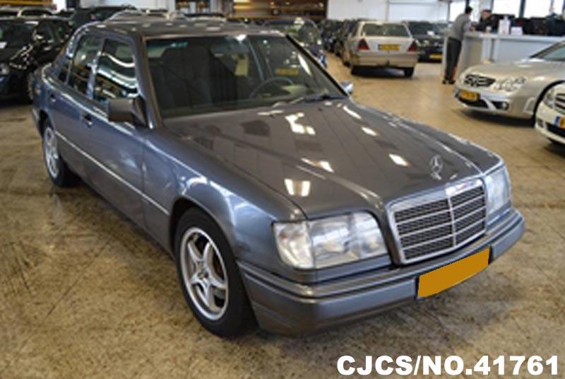 1995 left hand mercedes benz e class gray metallic for for 1995 mercedes benz e320 for sale