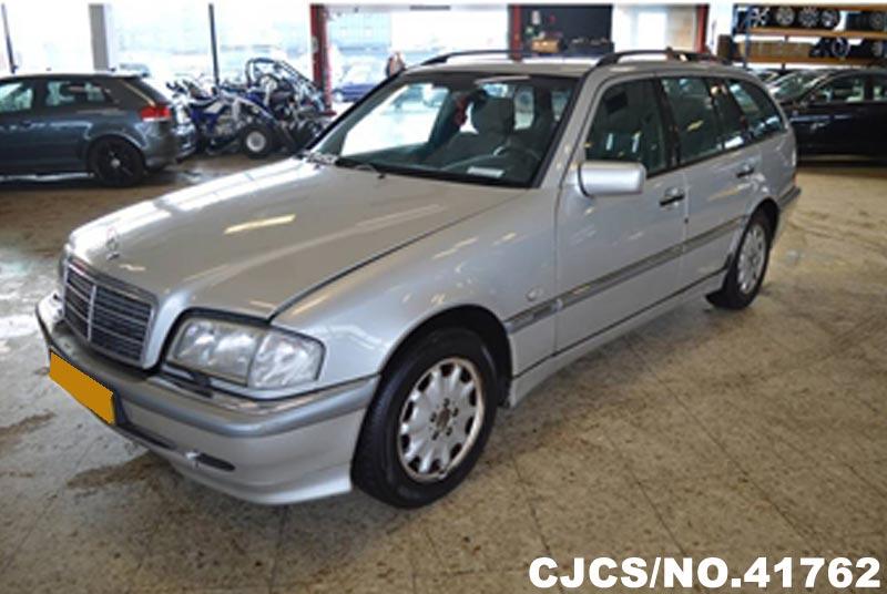 1998 left hand mercedes benz c class gray metallic for for Mercedes benz c class 1998
