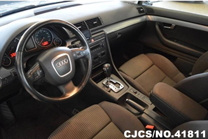 2005 Left Hand Audi A4 Gray Metallic For Sale Stock No