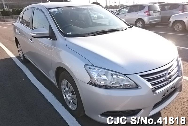 Nissan / Bluebird Sylphy 2013 1.8 Petrol