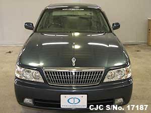 2001 Nissan / Laurel Stock No. 17187