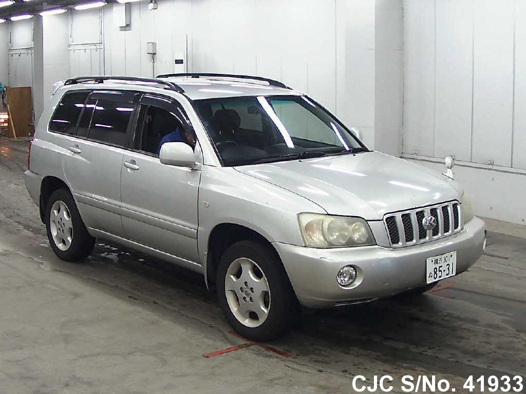 Toyota / Kluger 2003 2.4 Petrol