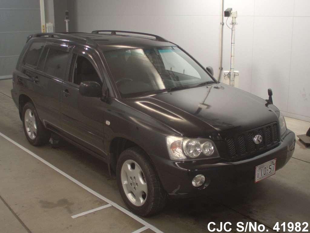 Toyota / Kluger 2001 2.4 Petrol