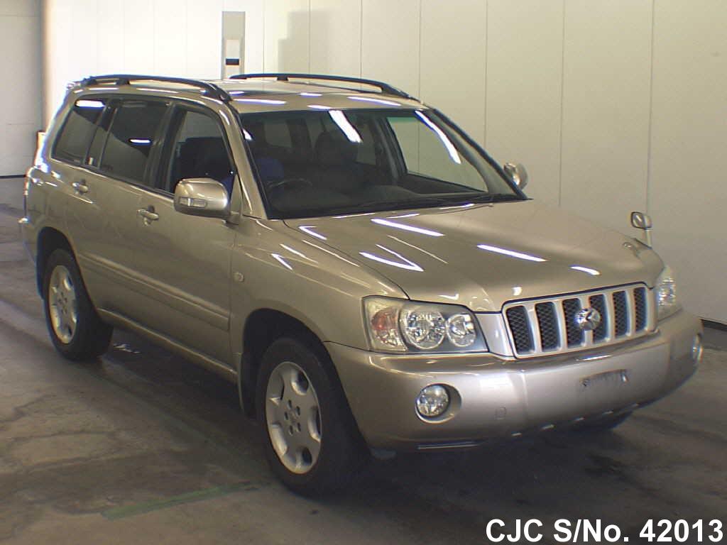 Toyota / Kluger 2001 3.0 Petrol