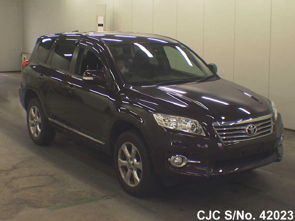 Toyota / Vanguard 2011 2.4 Petrol