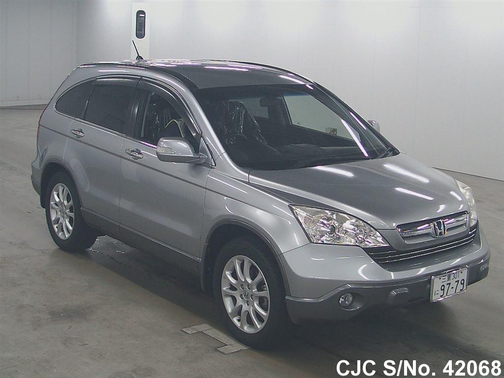 Honda / CRV 2008 2.4 Petrol