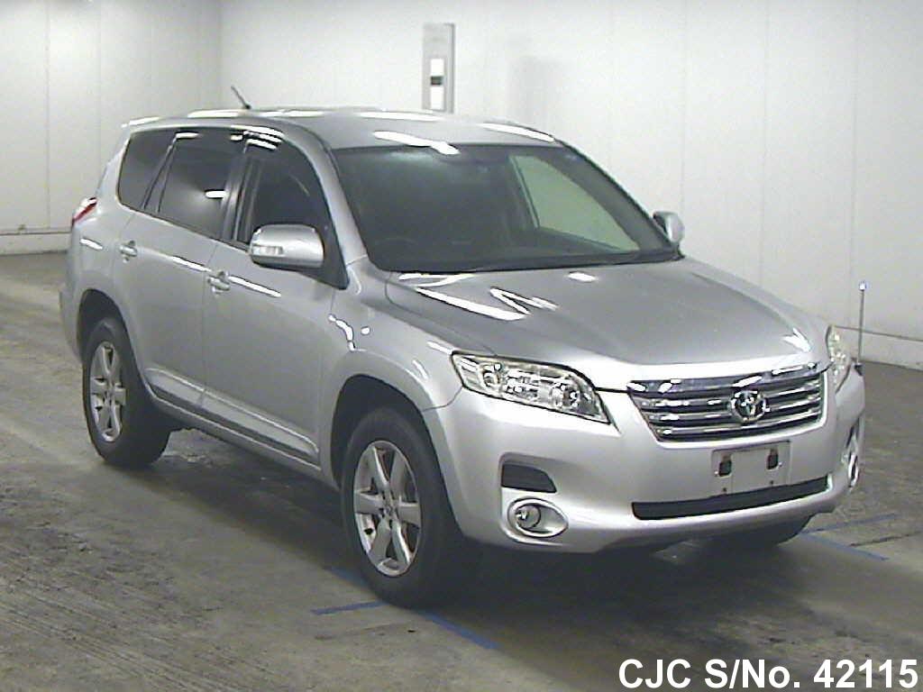 Toyota / Vanguard 2007 2.4 Petrol