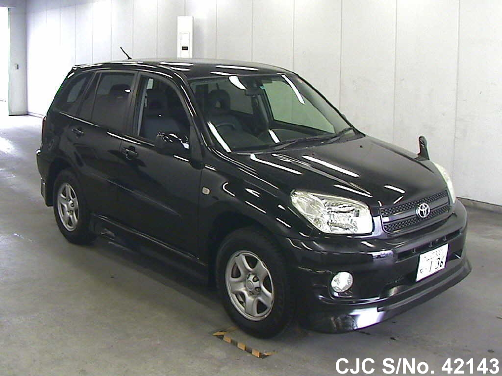 Toyota / Rav4 2005 1.8 Petrol