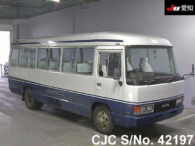 Toyota / Coaster 1989 4.0 Diesel