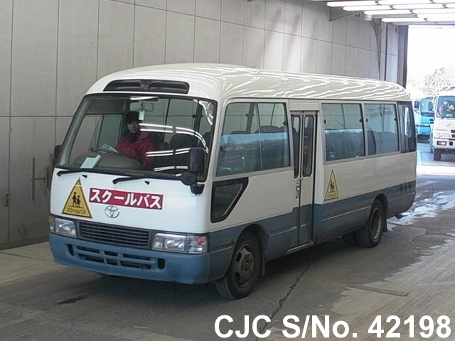 Toyota / Coaster 1995 4.2 Diesel