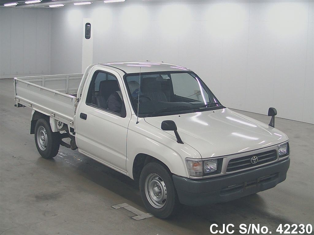 1998 toyota hilux truck for sale stock no 42230 japanese used cars exporter. Black Bedroom Furniture Sets. Home Design Ideas