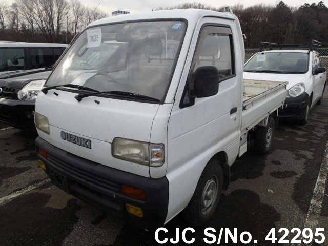Suzuki / Carry 1993 0.66 Petrol
