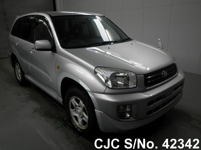 Toyota / Rav4 2001 1.8 Petrol