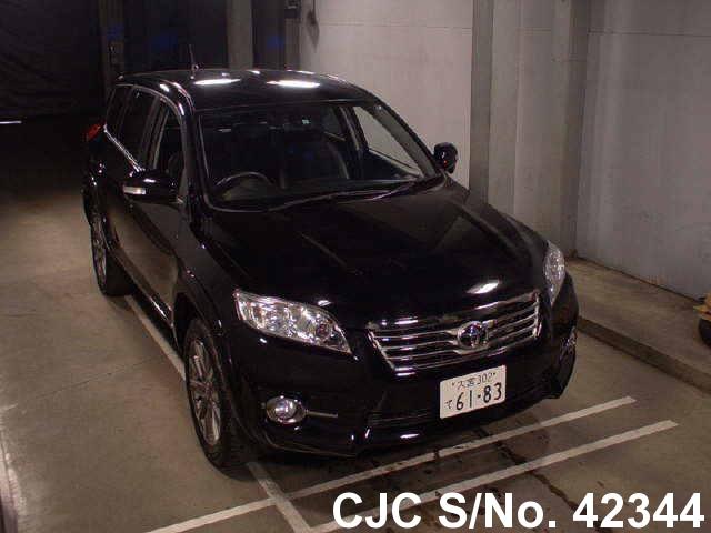Toyota / Vanguard 2012 2.4 Petrol