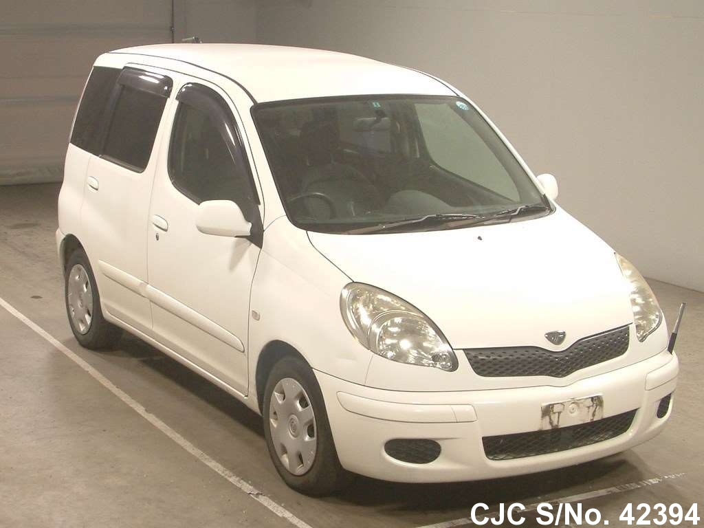 Toyota / Funcargo 2003 1.3 Petrol
