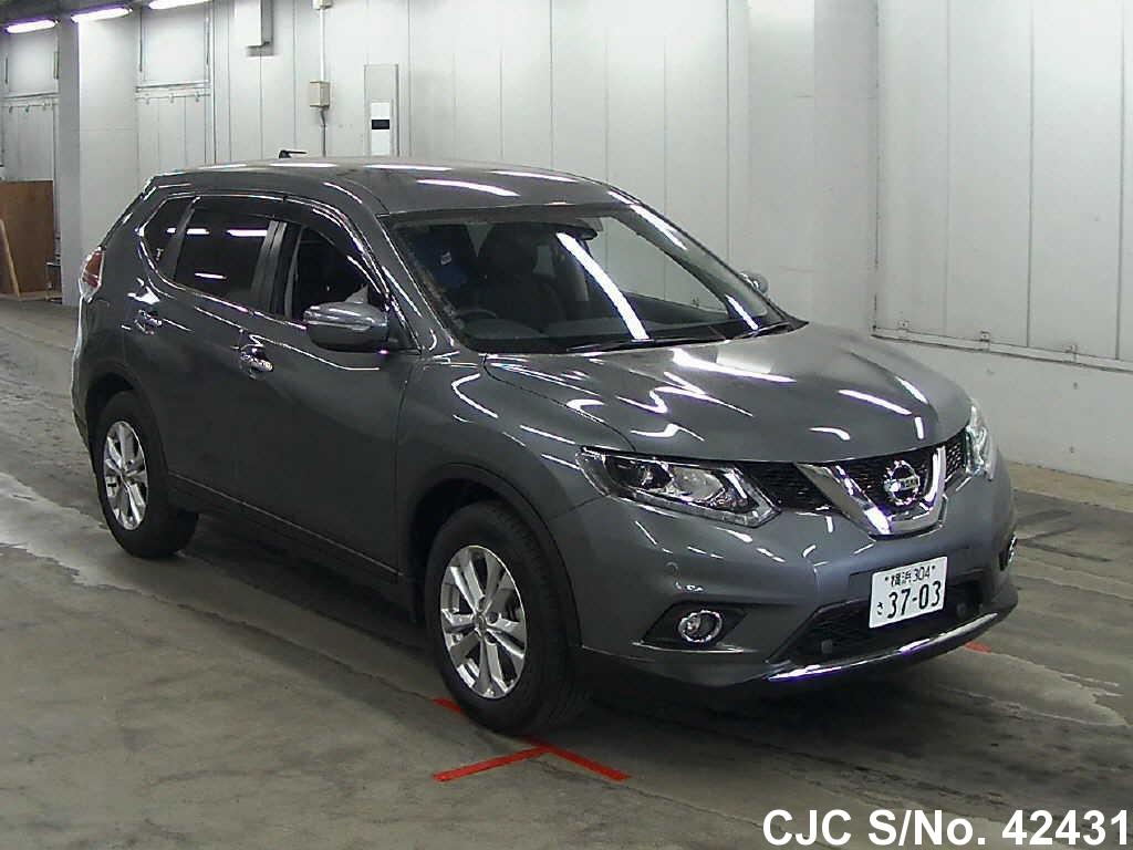 Nissan / X Trail 2015 2.0 Petrol