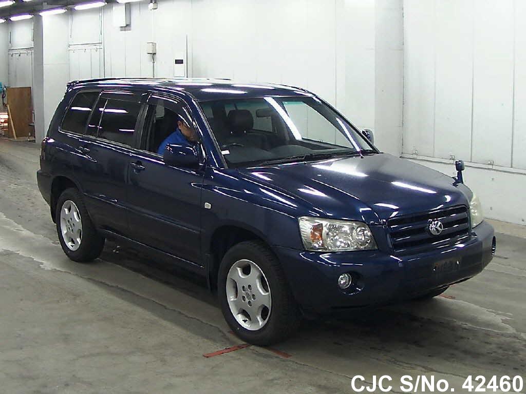 Toyota / Kluger 2005 2.4 Petrol