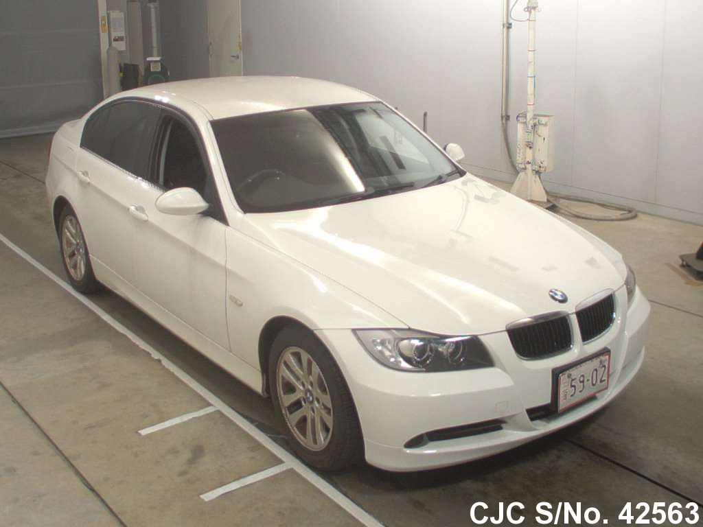 BMW / 3 Series 2008 2.0 Petrol