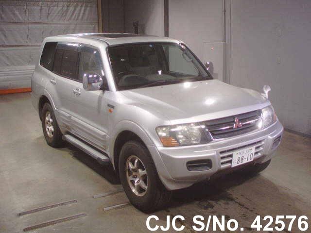Mitsubishi / Pajero 2002 3.0 Petrol