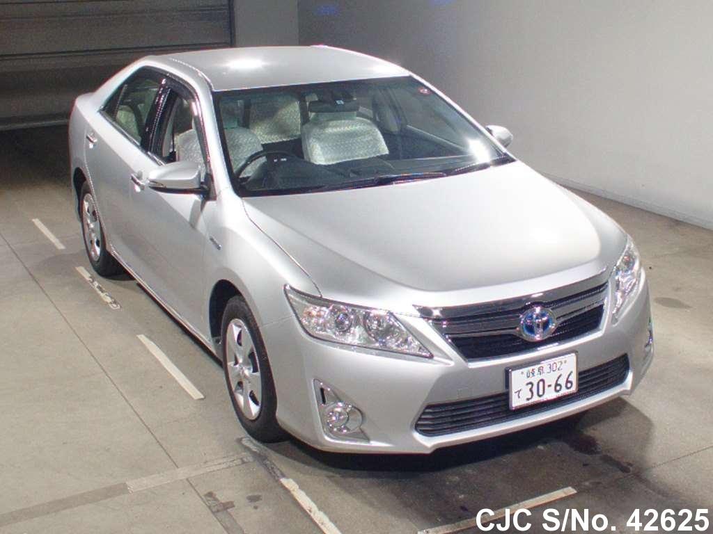 Toyota / Camry 2014 2.5 Petrol