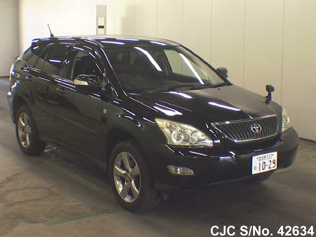 Toyota / Harrier 2006 3.5 Petrol