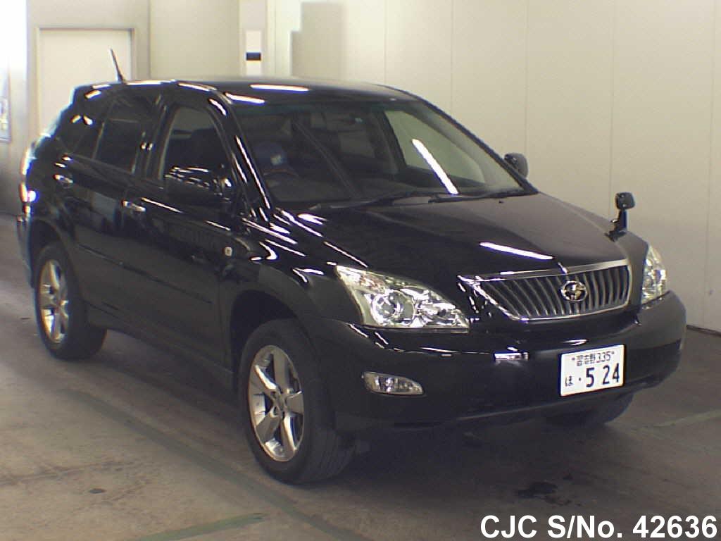 Toyota / Harrier 2007 2.4 Petrol