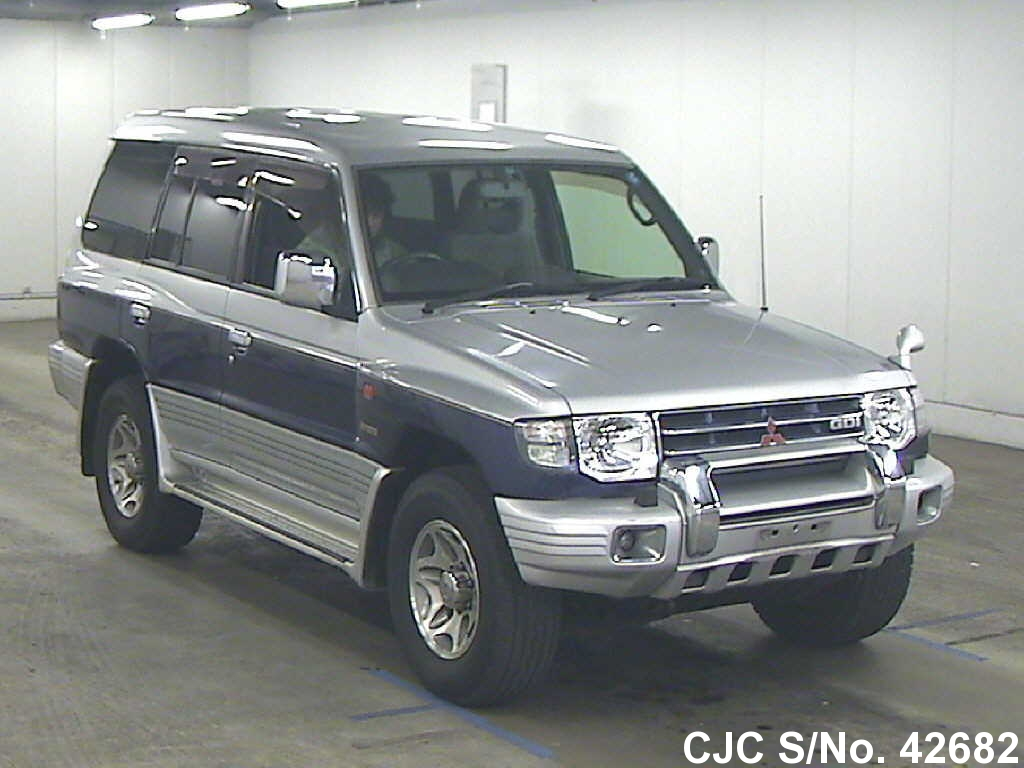 Mitsubishi / Pajero 1998 3.5 Petrol