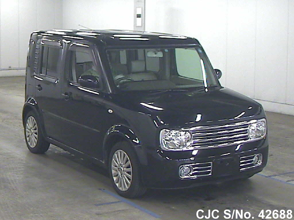 Nissan / Cube 2007 1.5 Petrol